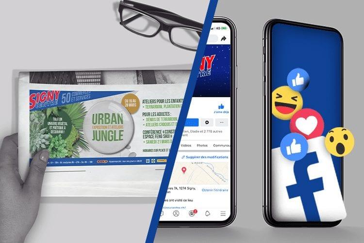 marketing online vs offline